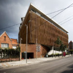 Chamber of Commerce in Chapinero, Bogotá, Colombia, Daniel Bonilla Arquitectos