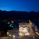 Eduard-Wallnöfer-Platz (Landhausplatz), Innsbruck, Austria, LAAC Architekten, Stiefel & Company Architects