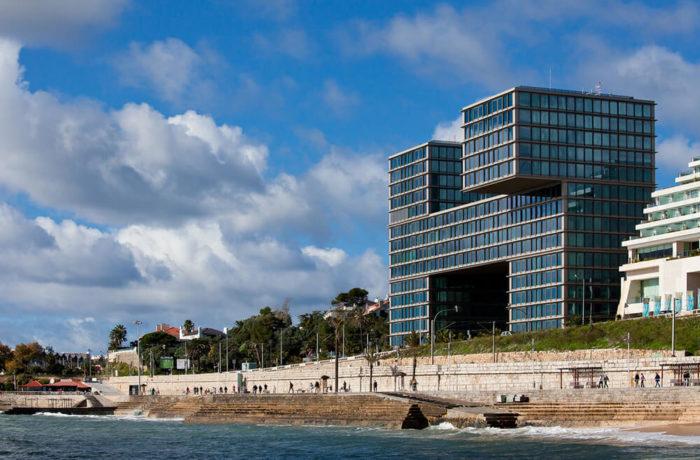 Estoril Sol Residential Complex, Cascais, Portugal, Gonçalo Byrne Arquitectos
