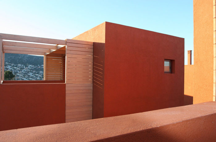 Four Houses in Porto Rafti, Greece, MOB Architects