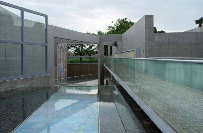 Garden of Fine Arts, Kyoto, Japan, Tadao Ando Architects & Associates