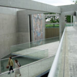 Garden of Fine Arts, Kyoto, Japan, Tadao Ando Architects & Associates