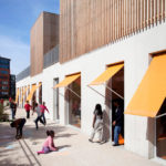 Gavroche Centre for Children, Saint-Ouen, France, SOA Architectes