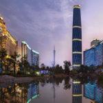 Guangzhou International Finance Center, China, WilkinsonEyre