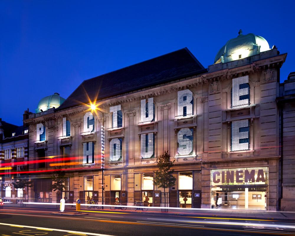 Hackney Picturehouse, London, United Kingdom, Fletcher Priest Architects