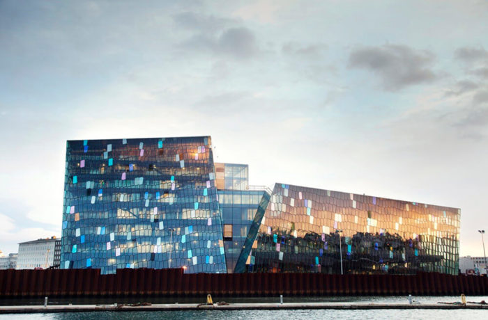 Harpa Concert Hall and Conference Centre, Reykjavík, Iceland, Henning Larsen Architects