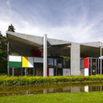 Heidi Weber Museum, Zurich, Switzerland, Le Corbusier