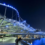 Helix Bridge, Singapore, Cox Architecture, Architects 61