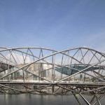 Helix Bridge, Singapore, Cox Architecture, Architects 61