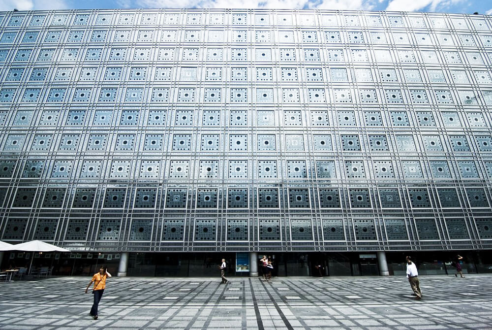 Institut du Monde Arabe, Paris, France, Ateliers Jean Nouvel