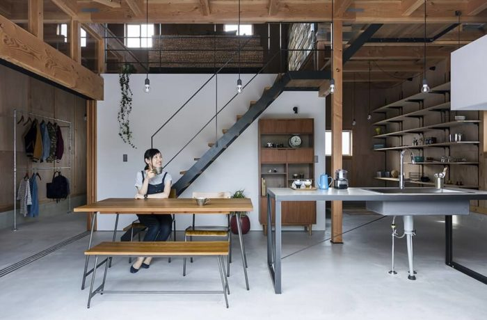 Ιshibe Ηouse, Koka, Japan, ALTS Design Office