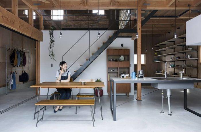 Ιshibe Ηouse, Koka, Japan, ALTS Design Office