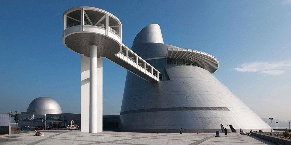 Macau Science Centre, Pei Partnership Architects