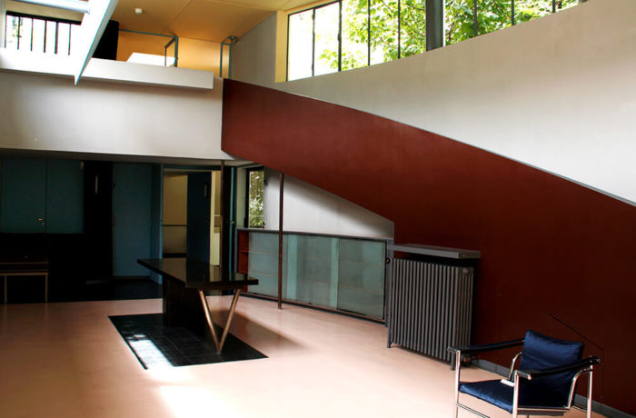 Maison La Roche, Paris, France, Le Corbusier