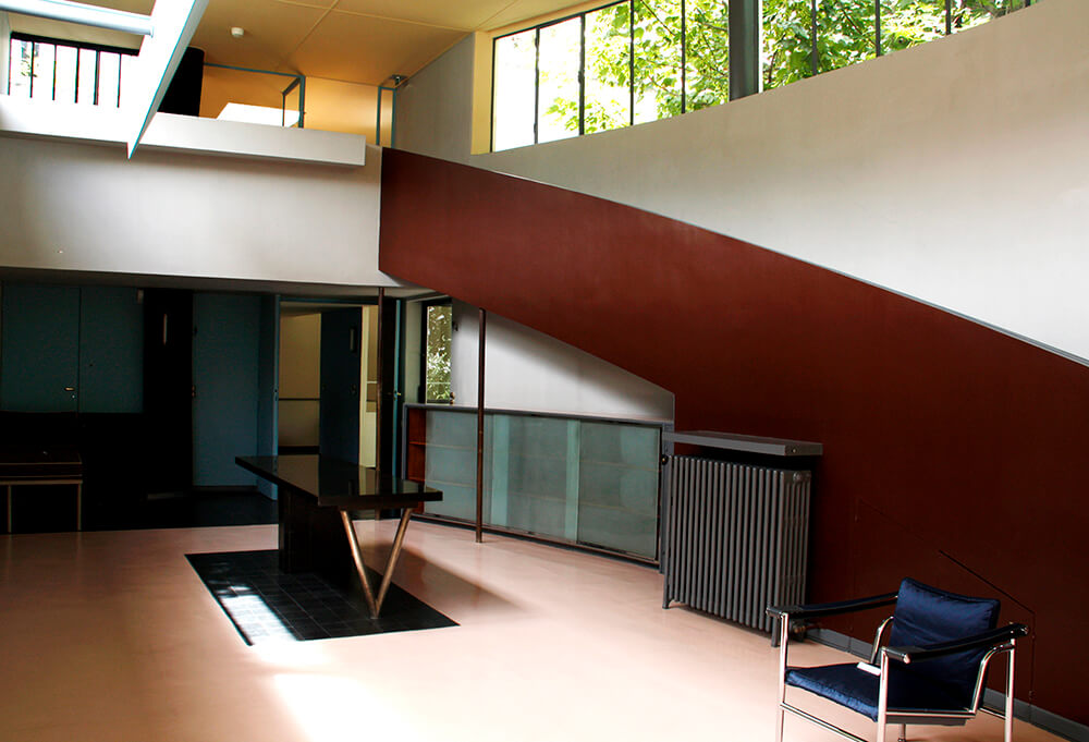 Maison La Roche, Paris, France, Le Corbusier