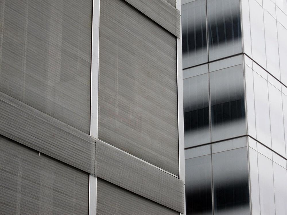 Metal Shutter Houses, New York, United States, Shigeru Ban Architects, Dean Maltz Architect