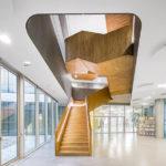 National Institute for Territorial Studies, Strasbourg, France, AZC Atelier Zündel Cristea