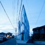On the Corner, Higashiōmi, Japan, EASTERN Design Office