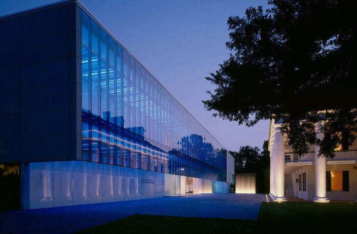 Paul and Lulu Hilliard University Art Museum, Lafayette, Louisiana, United States, Eskew+Dumez+Ripple