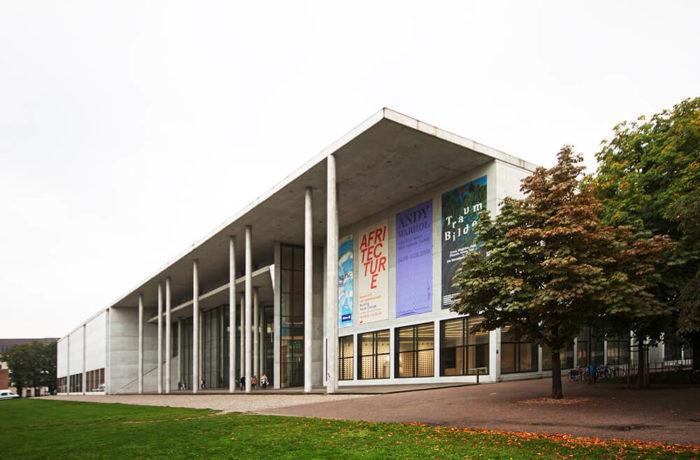 Pinakothek der Moderne, Munich, Germany, Stephan Braunfels