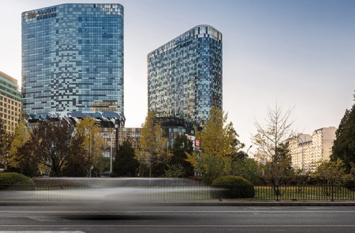 Raffles City Beijing, China, SPARK Architects