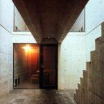Row House (Azuma House), Osaka, Japan, Tadao Ando Architects & Associates