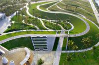 South Pointe Park, Miami Beach, Florida, United States, Hargreaves Associates