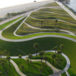 South Pointe Park, Miami Beach, Florida, United States, Hargreaves Associates