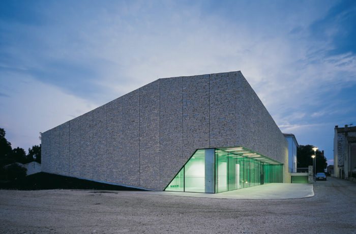 Sports Hall Bale, Croatia, 3LHD