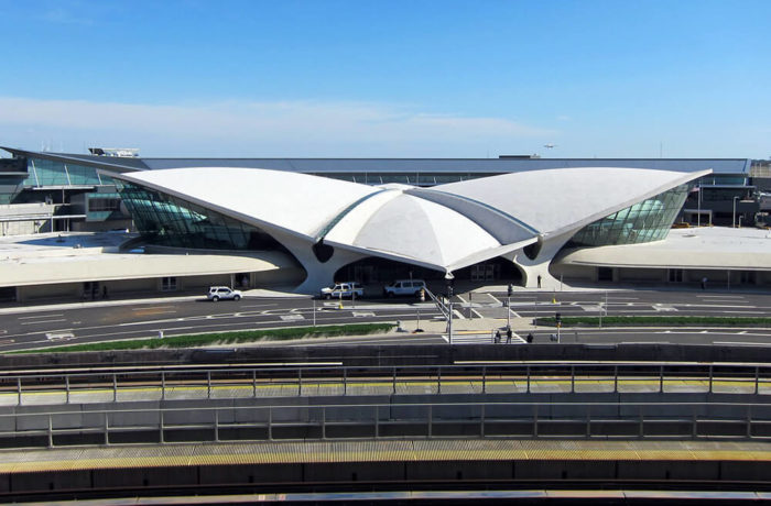 TWA Flight Center, New York, USA, Eero Saarinen