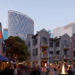 The Langham and Andaz Xintiandi, Shanghai, China, Kohn Pedersen Fox Associates