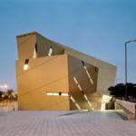 The Wohl Centre, Ramat Gan, Israel, Studio Libeskind