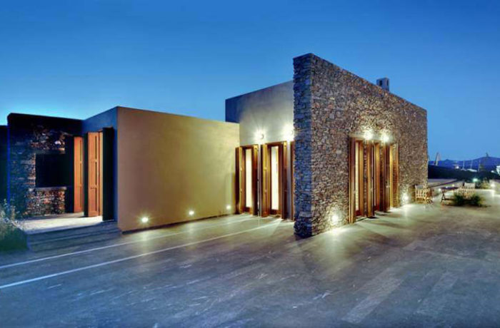 Vacation House on Syros Island, Ermoupoli, Syros, Greece, Katerina Valsamaki