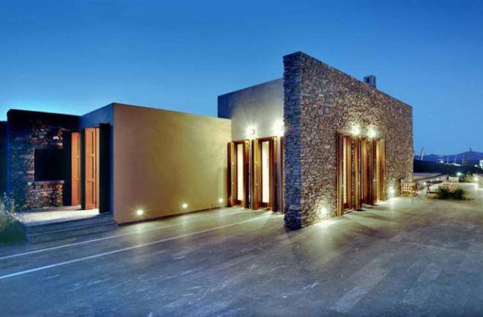 Vacation House on Syros Island, Ermoupoli, Syros, Greece, Katerina Valsamaki