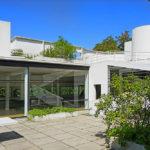 Villa Savoye, Poissy, France, Le Corbusier