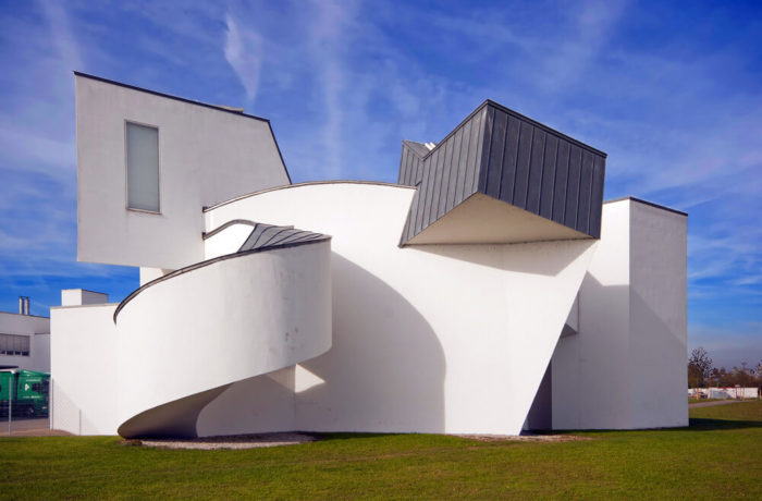Vitra Design Museum, Weil am Rhein, Germany, Frank Gehry