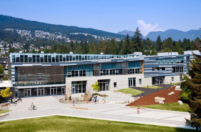 West Vancouver Community Centre, Canada, HCMA Architecture + Design