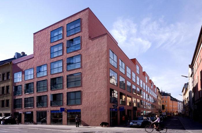 Westend Block 1, Munich, Germany, Fink+Jocher