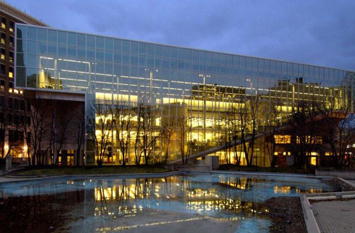 Winnipeg Library Addition, Winnipeg, Canada, Patkau Architects, LM Architectural Group