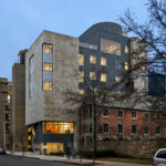 Yale Arts Complex, New Haven, Connecticut, United States, Gwathmey Siegel & Associates Architects