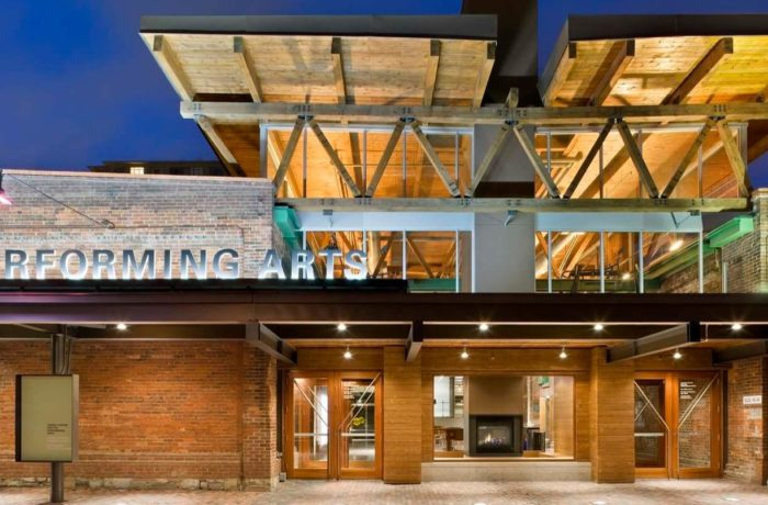 Young Centre for the Performing Arts, Toronto, Canada, KPBM Architects
