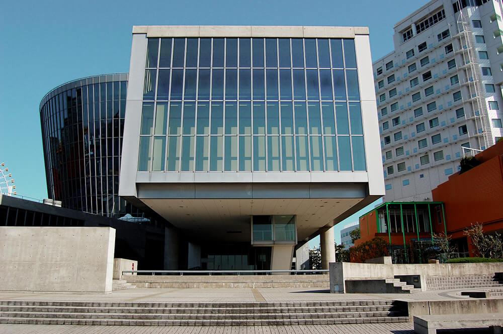 Osaka Culturarium at Tempozan, Osaka, Japan, Tadao Ando