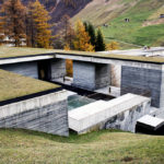 The Therme Vals, Switzerland, Peter Zumthor