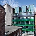 K5 Urban Apartments, Oslo, Norway, Reiulf Ramstad Arkitekter