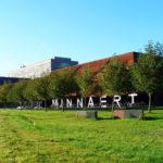 Minnaert Building, Utrecht, Netherlands, Neutelings Riedijk Architects