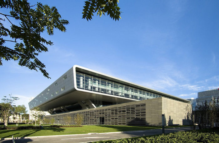 National Library of China, Beijing, China, KSP Jürgen Engel Architekten