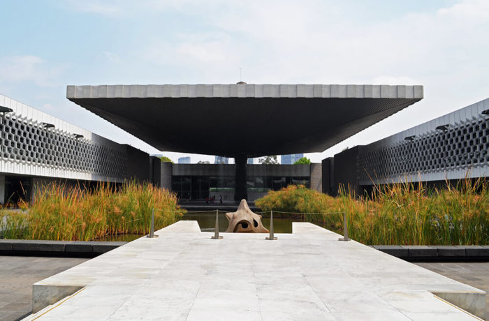 National Museum of Anthropology, Mexico City, Mexico, Pedro Ramírez Vázquez