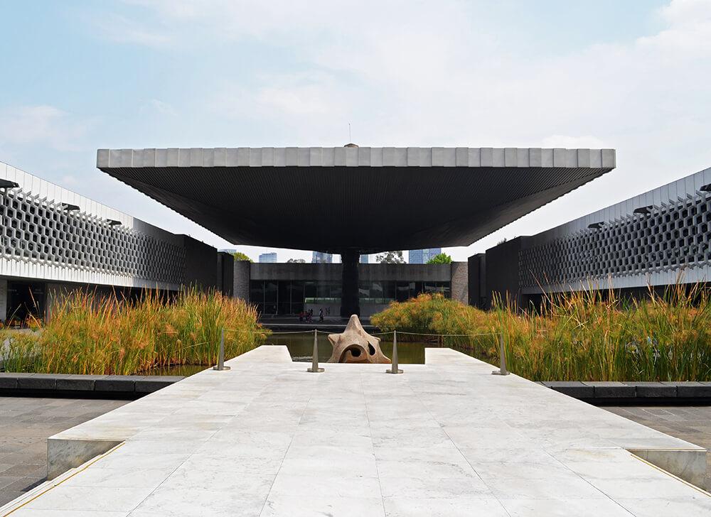 National Museum of Anthropology, Mexico City, Mexico, Pedro Ramírez Vázquez