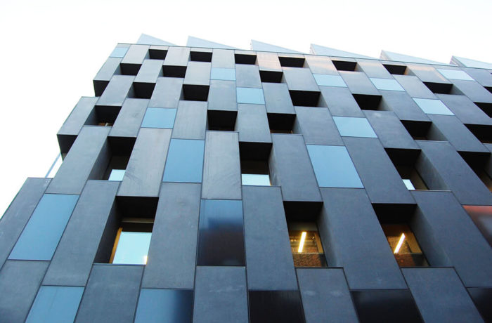 Rivington Place, London, United Kingdom, Adjaye Associates