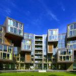 Tietgen Dormitory, Copenhagen, Denmark, Lundgaard & Tranberg Arkitekter